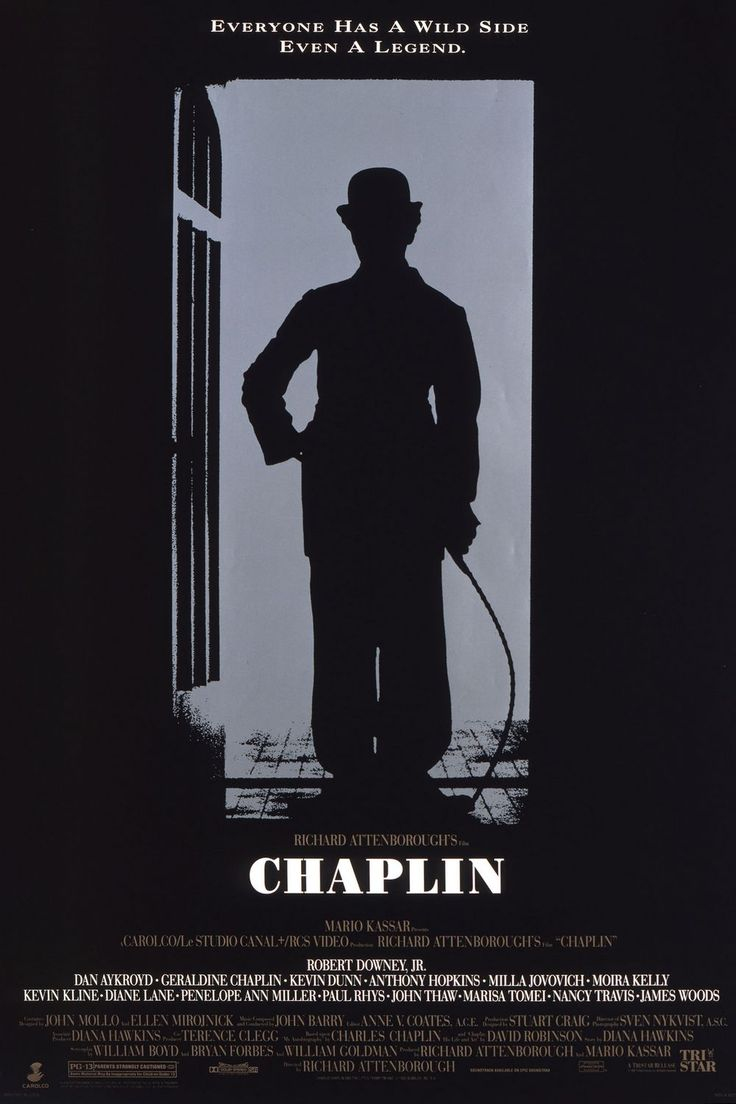 Chaplin, 1992 So good