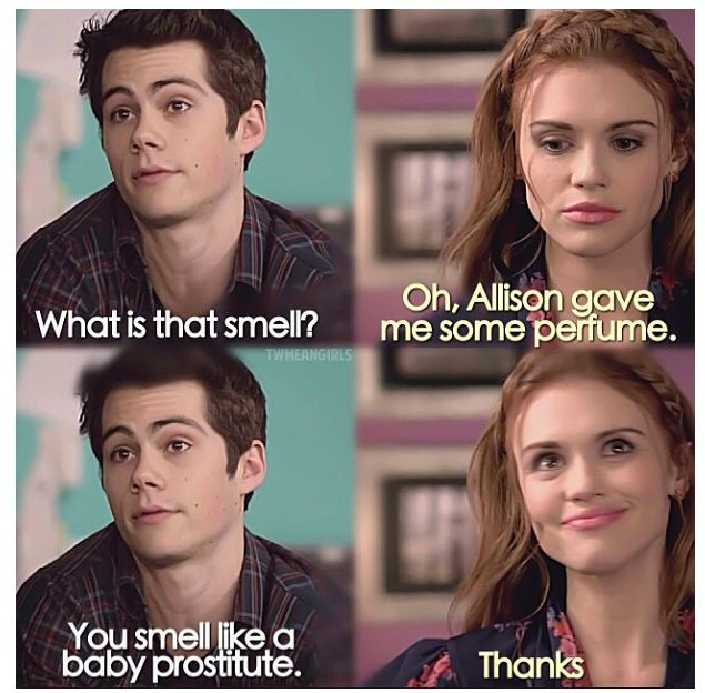 teen wolf mean girls