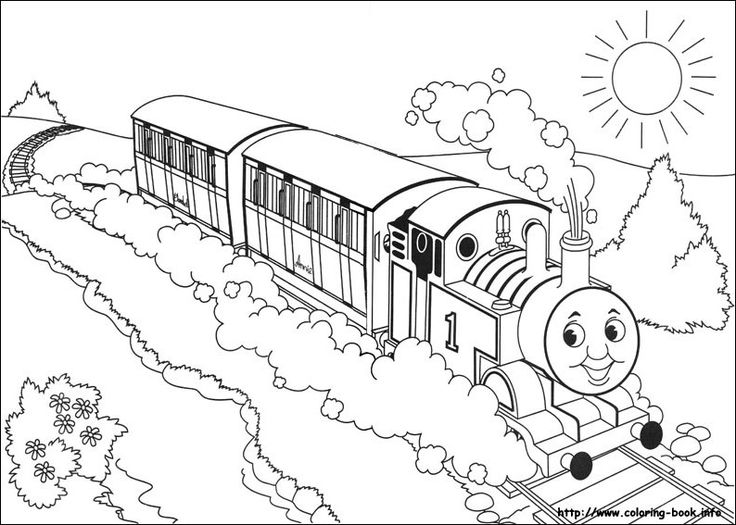 21 best lokomotivet thomas images on pinterest coloring books thomas the train coloring pages
