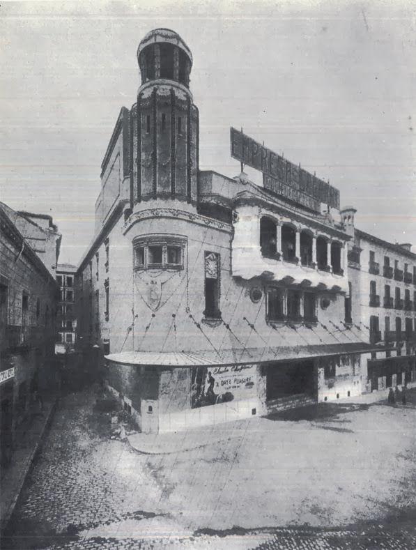 Real Cinema, Pza.de  Isabel II/ Opera.