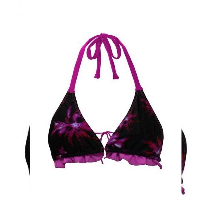 Copie o look!   Top biquíni cortininha estampado roxo  COMPRE AQUI!  http://imaginariodamulher.com.br/look/?go=2fTJKkr  #comprinhas #modafeminina#modafashion  #tendencia #modaonline #moda #instamoda #lookfashion #blogdemoda #imaginariodamulher