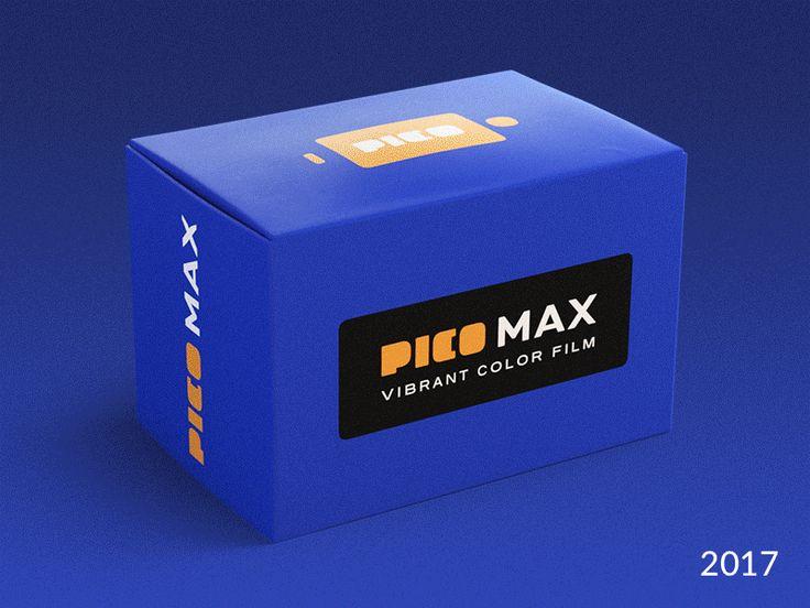 Pico Digital Film by Louie Mantia #Design Popular #Dribbble #shots