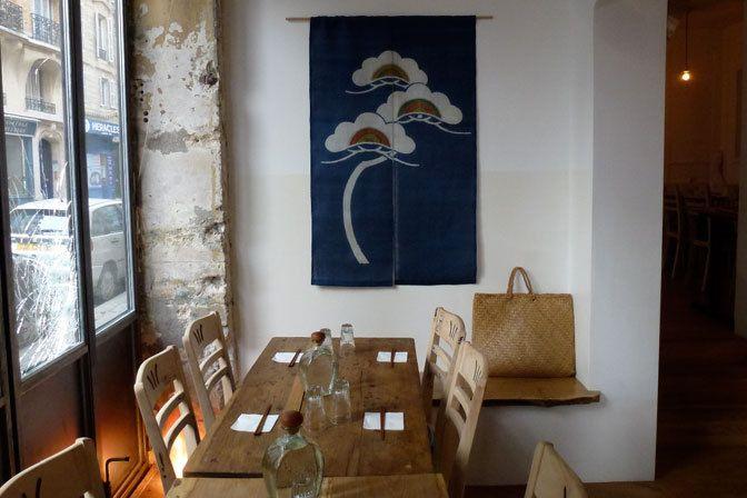 Restaurant Tsubame  in Paris