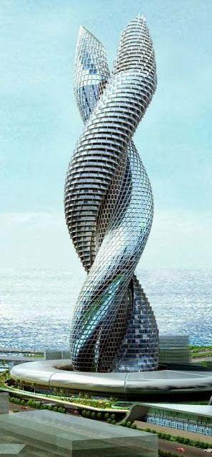 Cobra Tower Building | Kuwait
