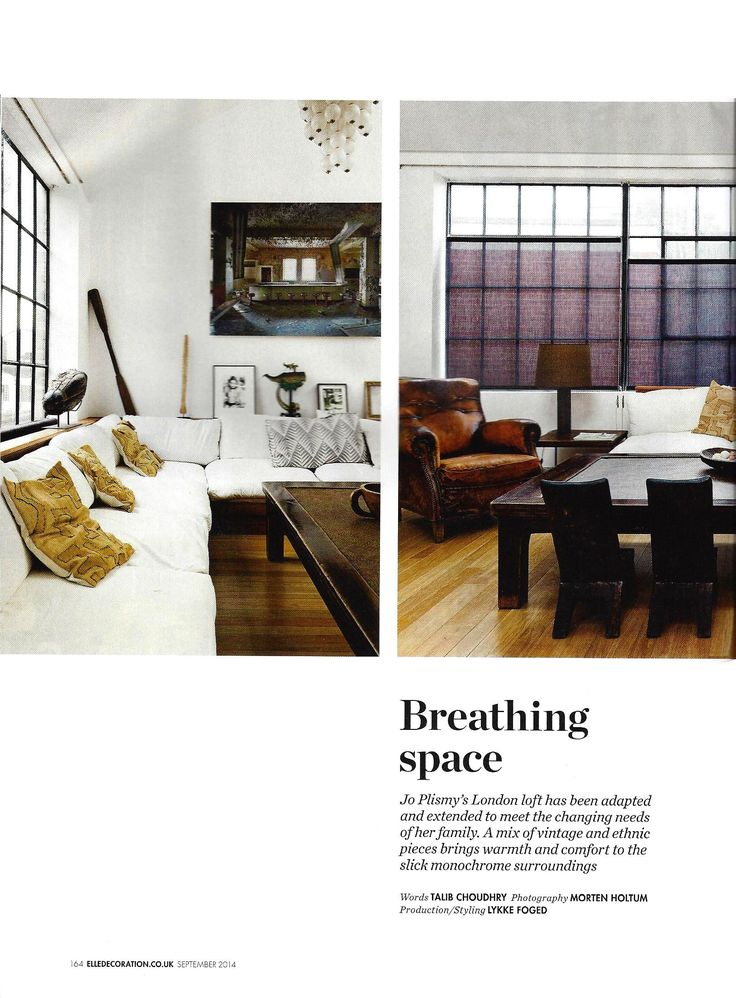 Elle Decoration SEPT 2014