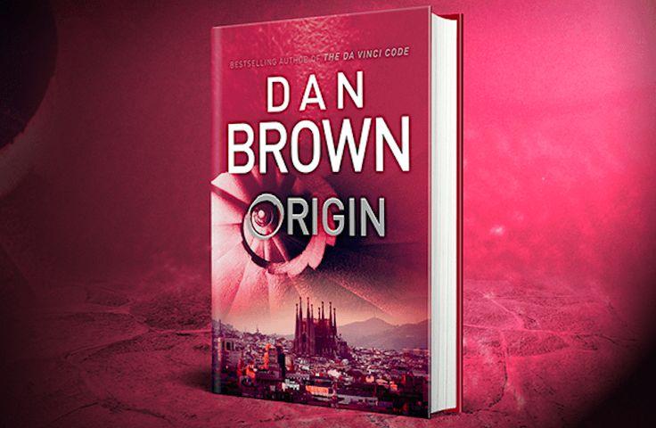 Origin by Dan Brown #BookReview