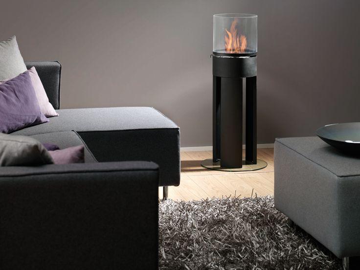 eine coole Feuerschale für den Wohnbereich