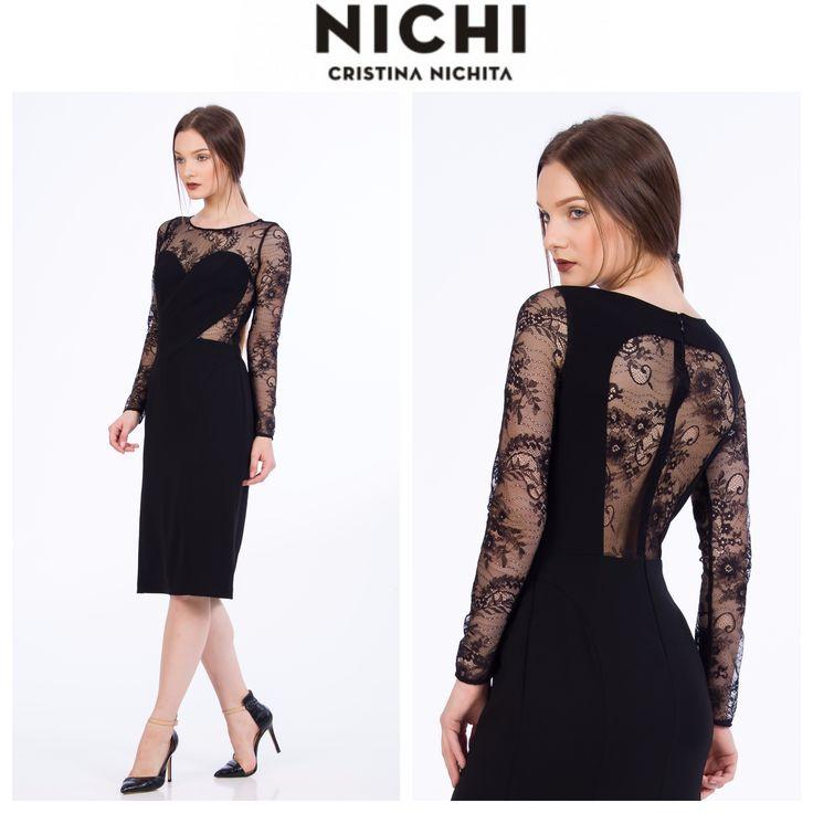 Rochie Little Black Dress / rochii de ocazie / rochii elegante / rochii de seara / rochie neagra