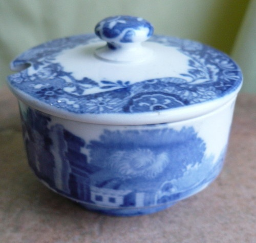 51 Best Images About Blue Spode Collection On Pinterest