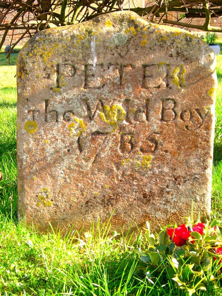 Peter the Wild Boy - Died 1785 at an advanced age.  '' Peter was found by King George 1st's huntsmen near Hamelin (the Pied Piper's sinister little town) in 1725.  He was estimated to be between fifteen and sixteen, and could 'not articulate a single word'.  His appearance was completely wild, with long, broken fingernails and he was apparently very hairy, which seems to be a theme with 'feral' children.''      en.wikipedia.org/wiki/Peter_the_...