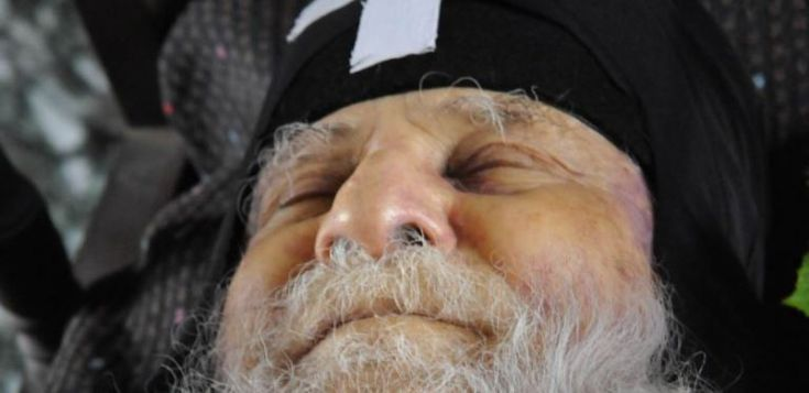 """Έκτακτο Παράρτημα: Γέροντας Ιωσήφ: """"Θα ξεριζωθεί το Βατικανό και όλες..."""