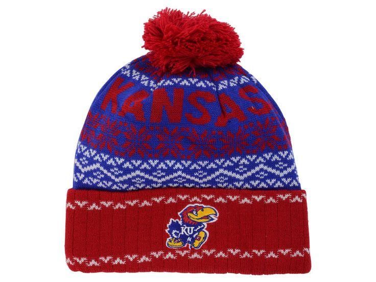 Kansas Jayhawks Top of the World NCAA Sprinkle Knit