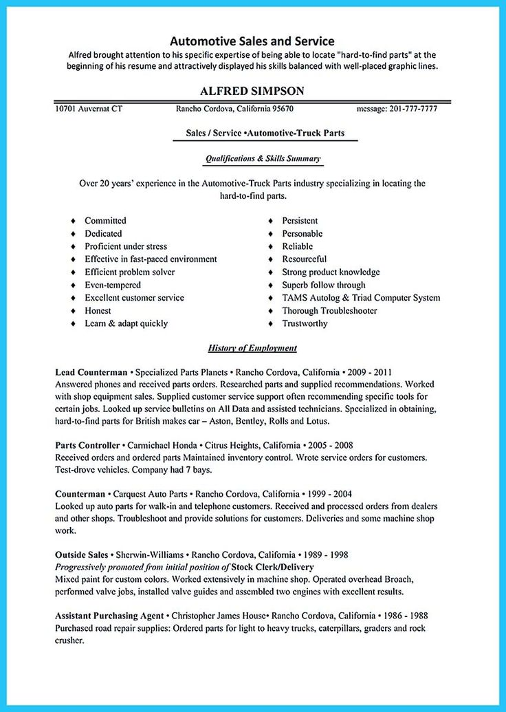 Best 25+ Auto mechanic jobs ideas on Pinterest Auto mechanic - sample auto mechanic resume
