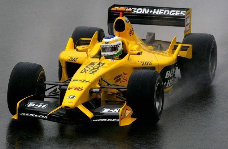 Giancarlo Fisichella - Jordan Ford - 2003