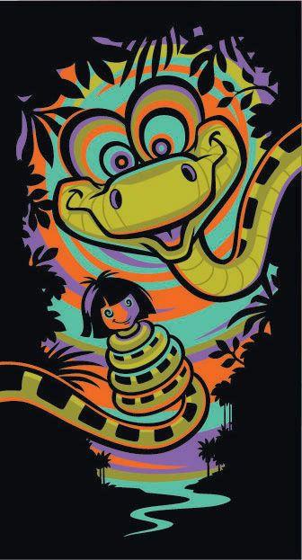 El libro de la Selva, Disney