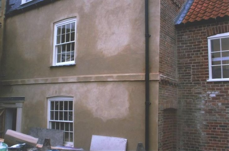 Sand & Lime Restoration work   ARH Tucker & Sons Limited - Plastering Contractor