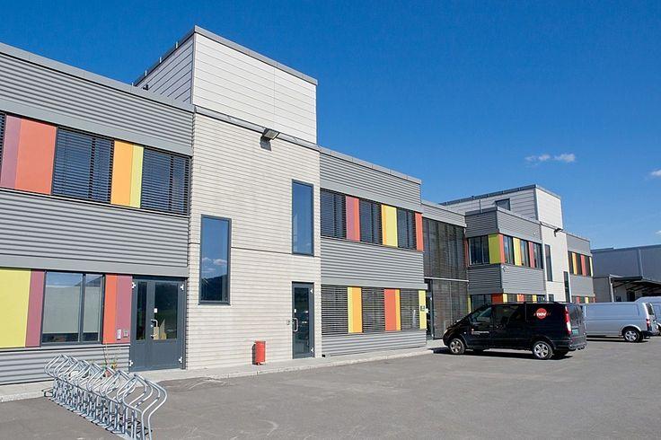 NAV Hjelpemiddelsentral (2011) – ARC arkitekter