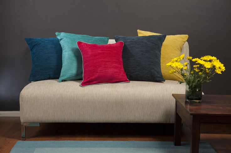 Down Town Collection, chenille plains from Svenmill Ltd