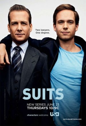 Suits. Amazing new TV Series on USA.