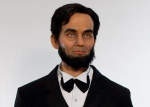 Wholesale Famous  American President  Abraham Lincoln Wax Figure / Celebrity Wax Statues from china suppliers