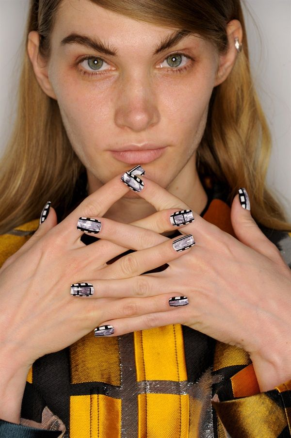 51 best CND @ FASHION WEEK images on Pinterest | Nail trends, Cnd ...