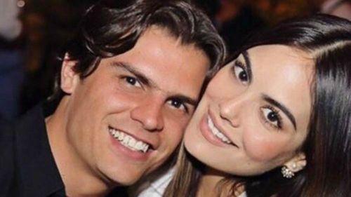 La historia de amor de Ximena Navarrete y Juan Carlos Valladares en 19 fotos
