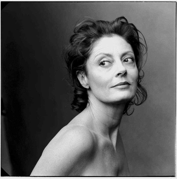Black and White Photography by Annie Leibovitz