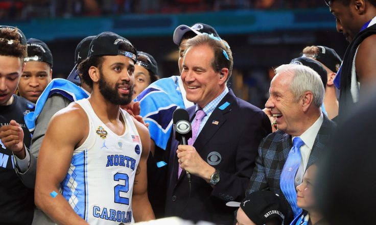Here's why Jim Nantz didn't give his tie away at the NCAA Championship game | For The Win
