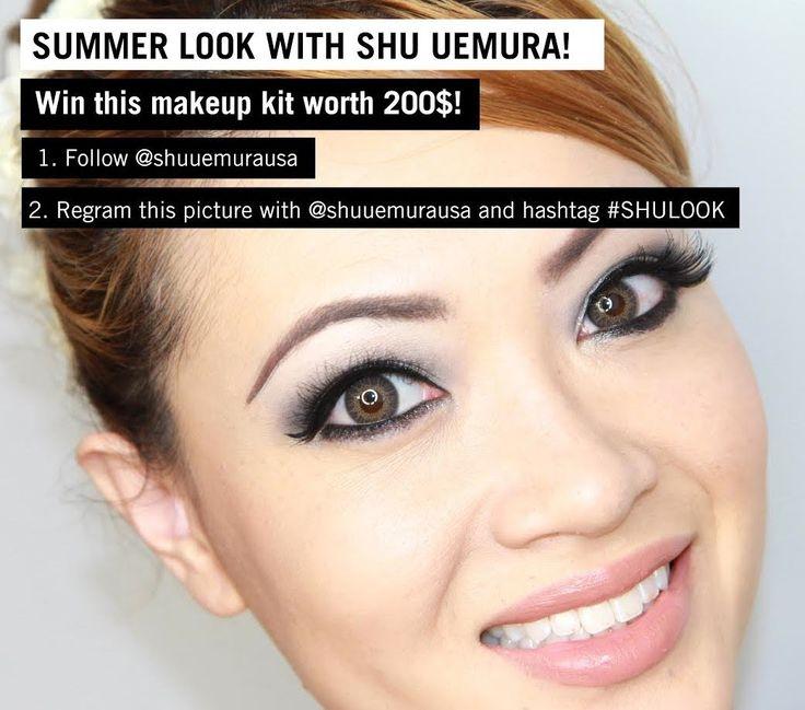 Shu Uemura - Eye event via Pursebuzz https://www.youtube.com/watch?v=ShVsSklePWA&index=4&list=PL2FRrFuPogDWwPwDosljrkKNOneqPd0ko