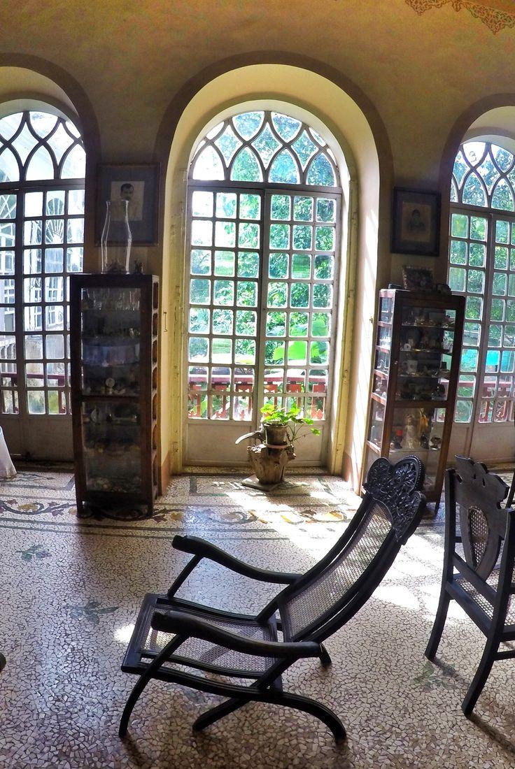 An old Goan Portuguese house