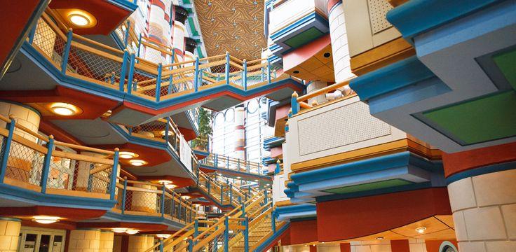 Judge Institute (Cambridge) 1993-95