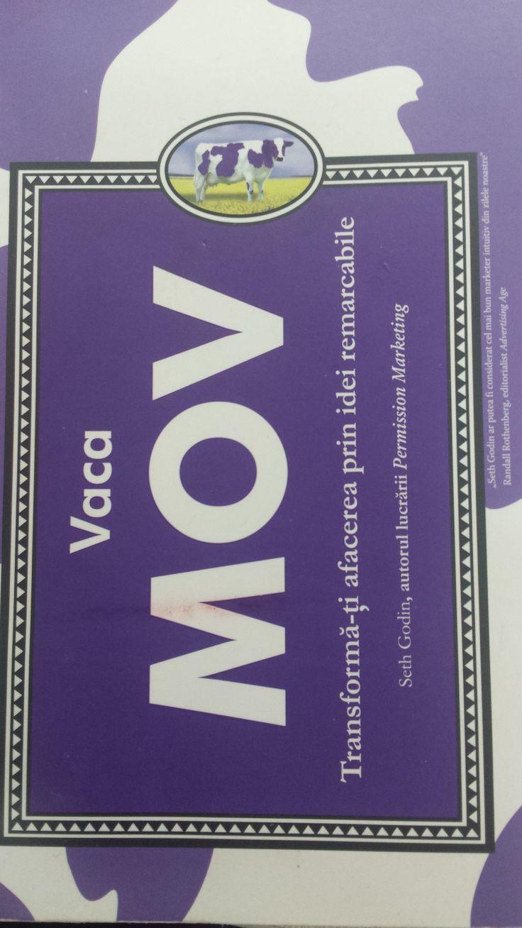 Vaca Mov, marketing