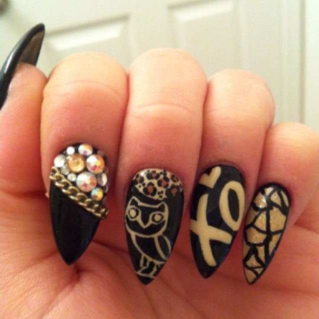 92 best things On myNails images on Pinterest | Nail scissors, Nail ...