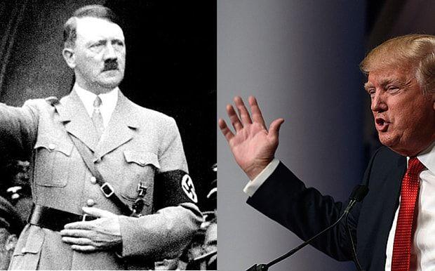 Who said it: Adolf Hitler or Donald Trump?