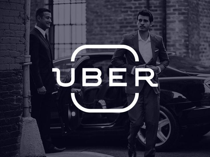 Uber redesign   main logo
