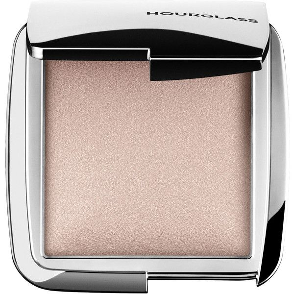 Hourglass Ambient Strobe Lighting Powder in Incandescent found on Polyvore featuring beauty products, makeup, face makeup, face powder, beauty, fillers and hourglass cosmetics