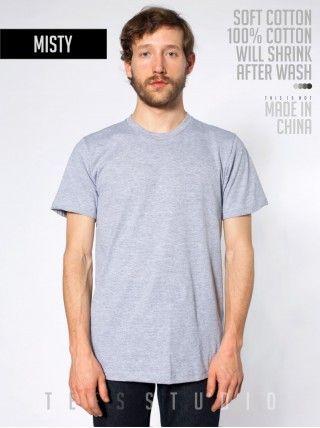 MISTY Blank Basic O neck - Tees Studio