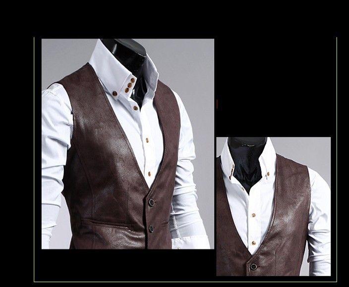 versandkostenfrei 2015 neuen herren mode einfache wilden schlanke leder weste männer westen unterhemd pima in 2015 New Fasion Blazer Men Special Single Button Multicolor Classic Casual Men's Suit Jacket Cotton Mens Blazer M-XXLUS aus Weste und Unterhemd auf AliExpress.com | Alibaba Group