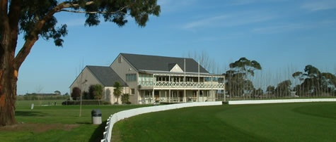 New Zealand Cricket - High Performance Centre at Lincoln University