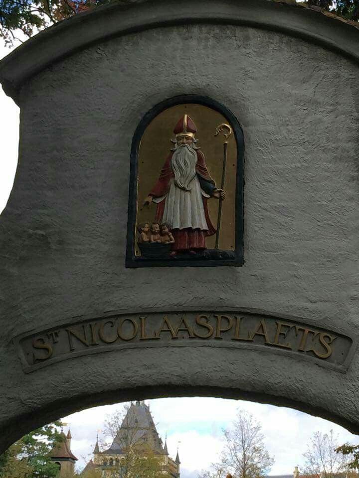 St. Nicolaasplaets 'Efteling'