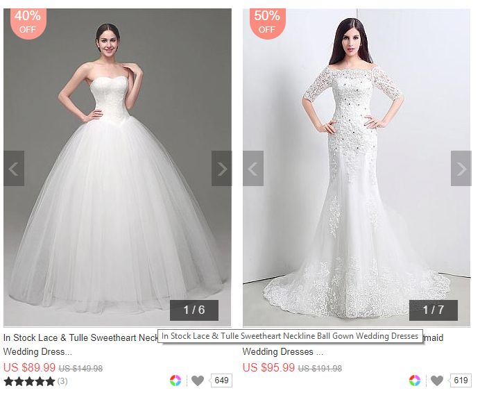 Why NOT to buy discount wedding dresses from China online | Gateway Bridal Blog | #gatewaybridal #weddingdress #weddingplanning