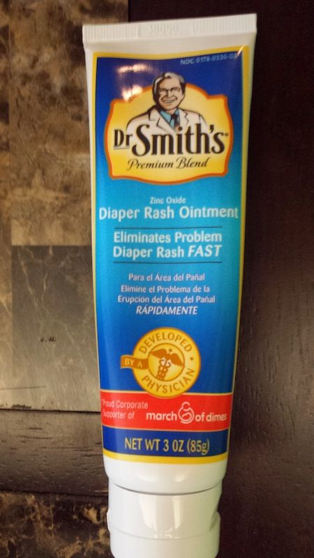 Dr Smiths Diaper Rash Ointment -I didn't know they still made this stuff!
