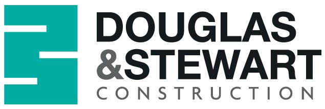 logo design for Douglas & Stewart Contruction