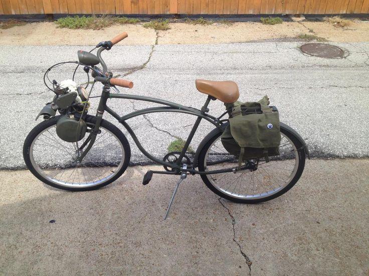 Hooray I Got The Sears Free Spirit Working Motorized Bicycle