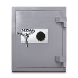 Mesa Safe Company Msc 3-Cu Ft Electronic/Keypad Commercial/Residential Floor Safe Msc2520e