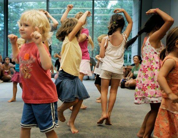 ΚΑΡΑΓΓΕΛΗ ΚΥΡΙΑΚΗ - ΜΑΡΙΑ    (ΔΑΣΚΑΛΑ): Ο χορός στην Εκπαίδευση