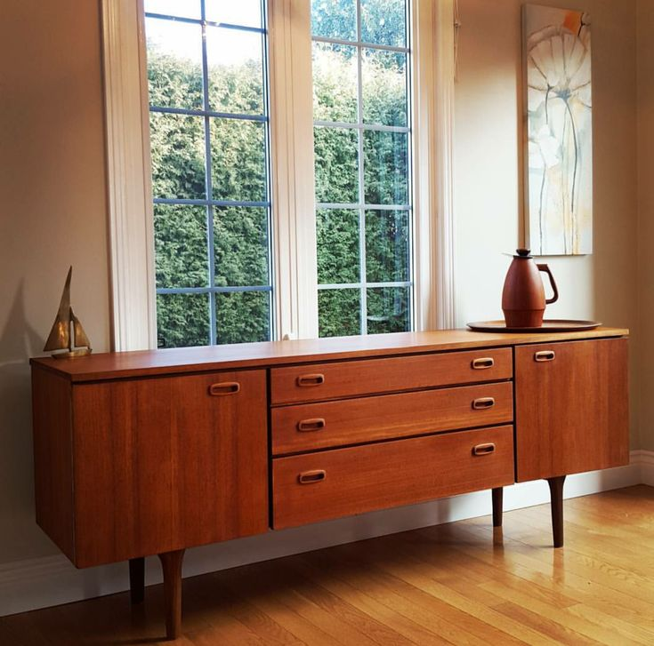 Mid century sideboard made in England.