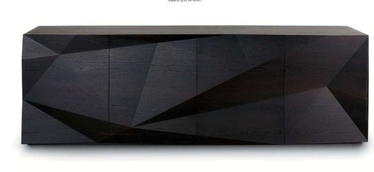 Name: Emmemobili CRASH sideboard credenza  Manufacturer: Emmemobile