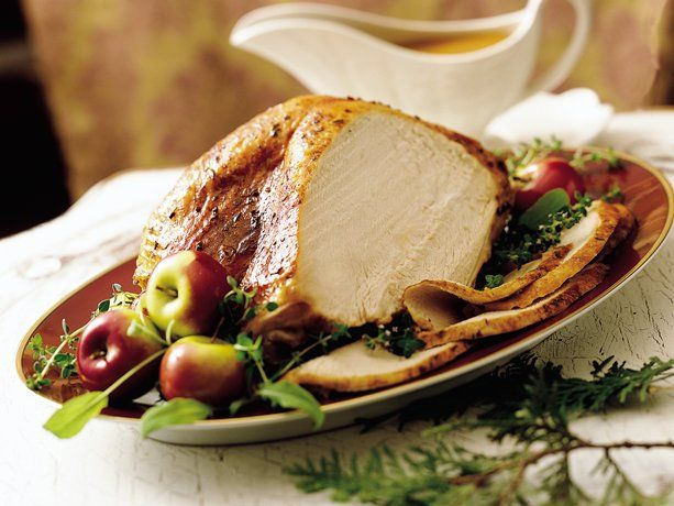 No wait ... this is the turkey breast recipe I like
