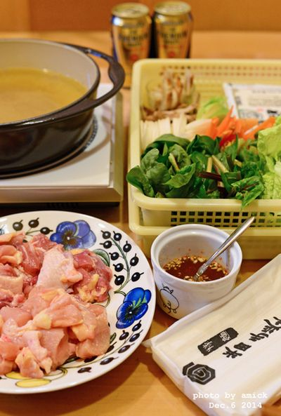 12月7日 日曜日 ぎたろう軍鶏鍋(前日の晩ごはん) by あみっくさん ...